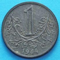 Чехия, Богемия и Моравия 1 крона 1944 год.