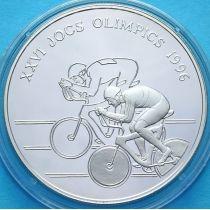 Андорра 10 динер 1994 год. XXVI Олимпиада. Серебро