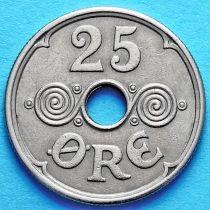 Фарерские острова 25 эре 1941 год.
