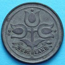 Нидерланды 10 центов 1941-1943 год.