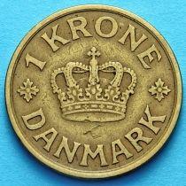 Дания 1 крона 1926 год.