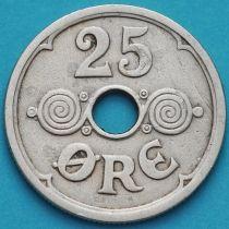 Дания 25 эре 1929 год.