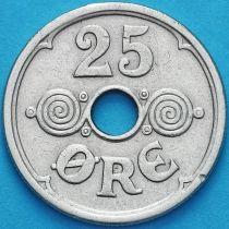 Дания 25 эре 1939 год.