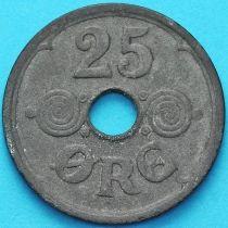 Дания 25 эре 1942 год.