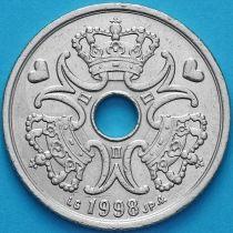 Дания 5 крон 1998 год