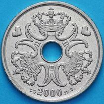 Дания 5 крон 2000 год