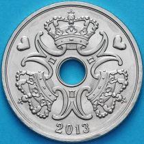 Дания 5 крон 2013 год