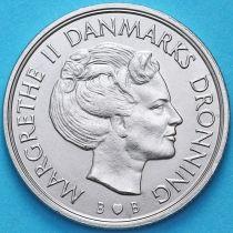 Дания 1 крона 1980 год.