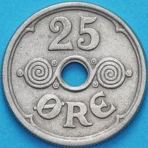 Дания 25 эре 1926 год.