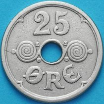 Дания 25 эре 1930 год.