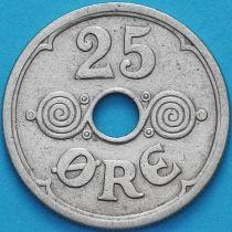 Дания 25 эре 1934 год.