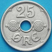 Дания 25 эре 1940 год.