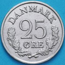 Дания 25 эре 1965 год.