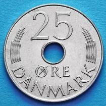 Дания 25 эре 1975-1987 год.