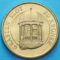 Дания 20 крон 2006 год. Грастен.