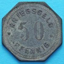 Германия 50 пфеннигов 1917 год. Нотгельд Хамборн.