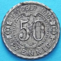 Германия 50 пфеннигов 1919 год. Нотгельд Виттен.