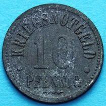Германия 10 пфеннигов 1920 год. Нотгельд Нортхайм Ганновер.
