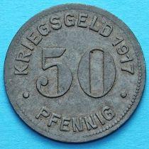 Германия 50 пфеннигов 1917 год. Нотгельд Эссен.