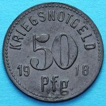 Германия 50 пфеннигов 1918 год. Нотгельд Апольда.