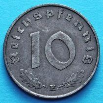 Германия 10 рейхспфеннигов 1944 год. Е.