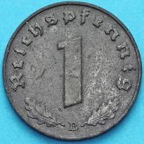 Германия 1 рейхспфенниг 1940 год. В.