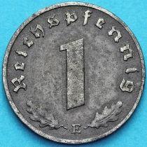 Германия 1 рейхспфенниг 1943 год. Е