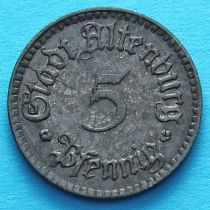 Германия 5 пфеннигов 1920 год. Нотгельд Альтенбург.