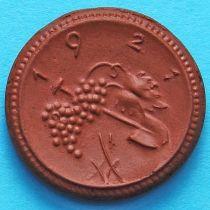 Германия 50 пфеннигов 1921 год. Нотгельд Саксония.