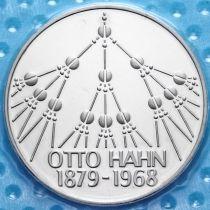 ФРГ 5 марок 1979 год. Отто Ган. Пруф