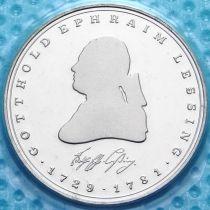 ФРГ 5 марок 1981 год. Готхольд Эфраим Лессинг. Пруф