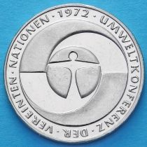 ФРГ 5 марок 1982 год. Конференция ООН.