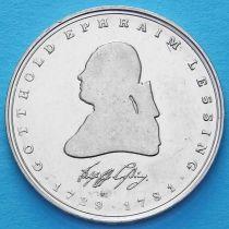 ФРГ 5 марок 1981 год. Готхольд Эфраим Лессинг.