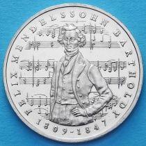 ФРГ 5 марок 1984 год. Феликс Мендельсон.
