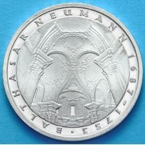 ФРГ 5 марок 1978 год. Иоганн Балтазар. Серебро