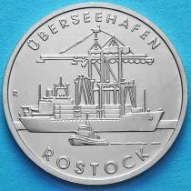 ГДР 5 марок 1988 год. Росток.