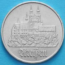 ГДР 5 марок 1972 год. Мейсен.
