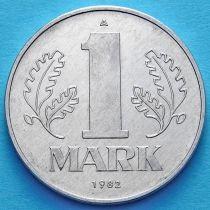 ГДР 1 марка 1982 год. А