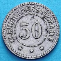 Германия 50 пфеннигов 1918 год. Нотгельд Вайда.