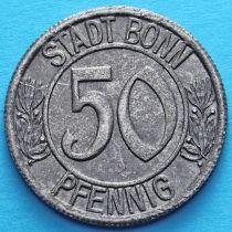 Германия 50 пфеннигов 1920 год. Нотгельд Бонн.