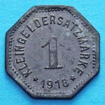 Германия 1 пфенниг 1918 год. Нотгельд Хоф.