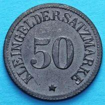 Германия 50 пфеннигов 1918 год. Нотгельд Гессен.