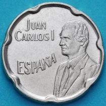 Испания 50 песет 1990 год. ЭКСПО-92.  Король Хуан Карлос I