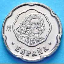 Испания 50 песет 1996 год. Филипп V.