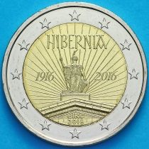 Ирландия 2 евро 2016 год. Пасхальное восстание.