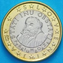 Словения 1 евро 2007 год. Fi