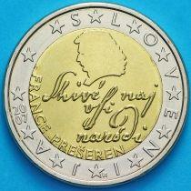 Словения 2 евро 2007 год. Fi