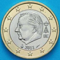 Бельгия 1 евро 2011 год.