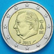 Бельгия 2 евро 2011 год.