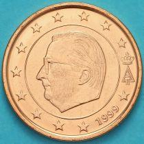 Бельгия 5 евроцентов 1999 год. (тип1)